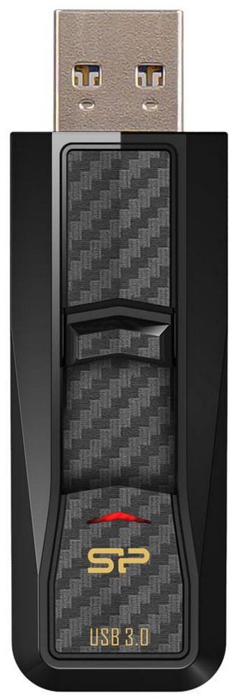 USB флэш накопитель  8 Gb Silicon Power Blaze B50 Black USB 3.0.jpg