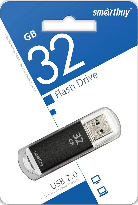USB Flash Drive 32 Gb SmartBuy V-Cut
